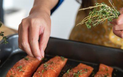 Een lekker visgerecht zelf koken of laten bezorgen